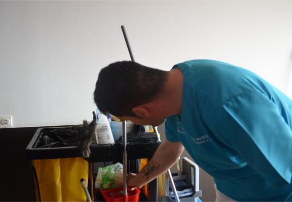 Limpieza y Servicios, Centro especial de empleo, C.E.T.E.O. S.L